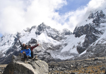 Salkantay to machupicchu trek 5Days
